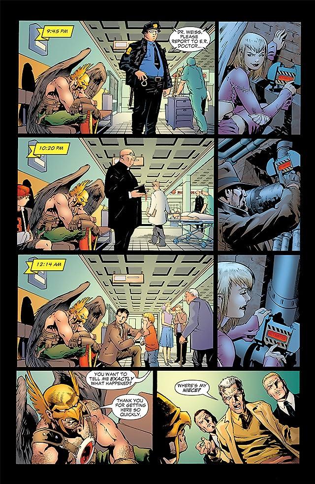 Hawkman (2002-2006) #40
