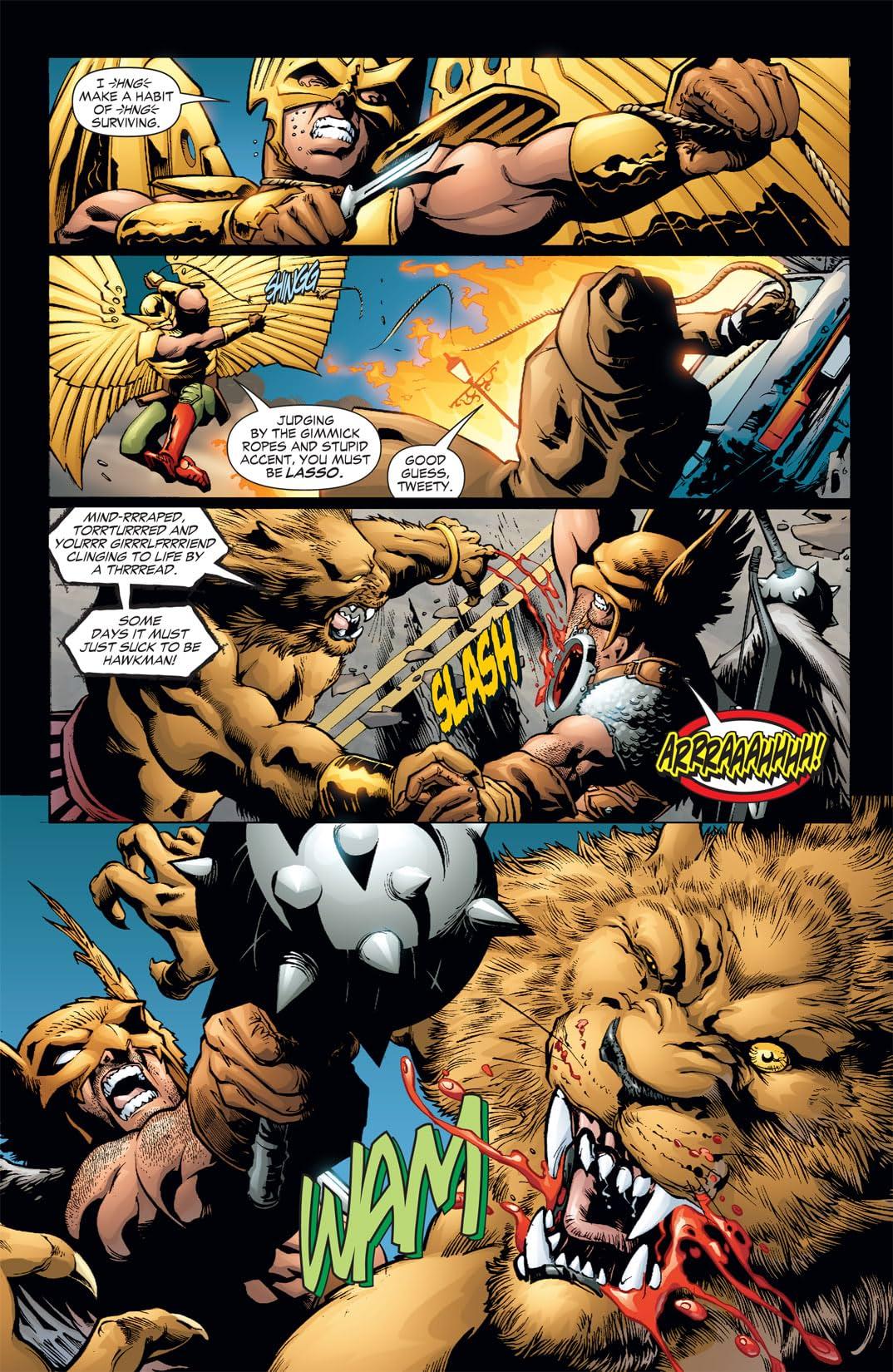 Hawkman (2002-2006) #41