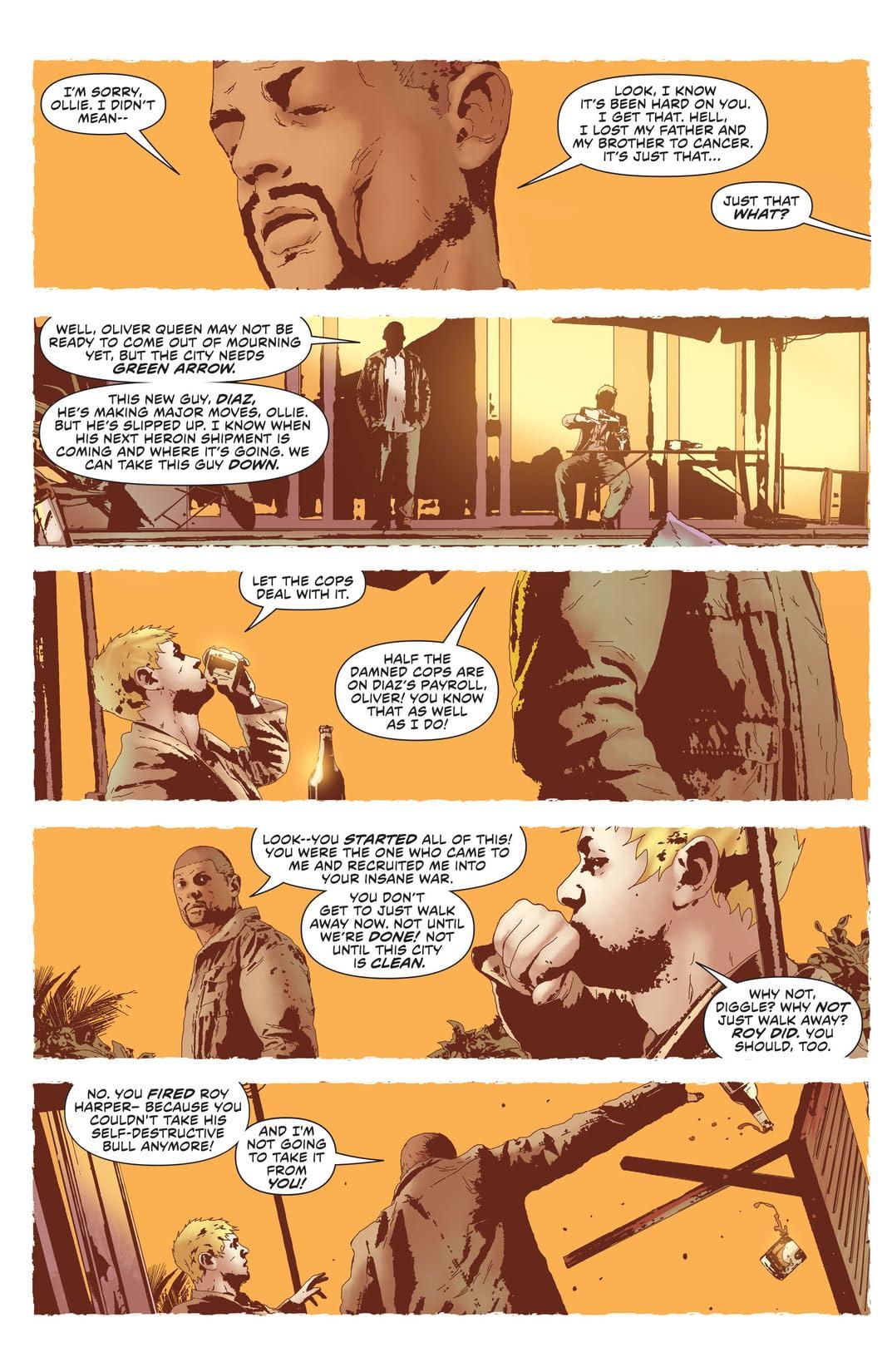 Green Arrow (2011-) #33