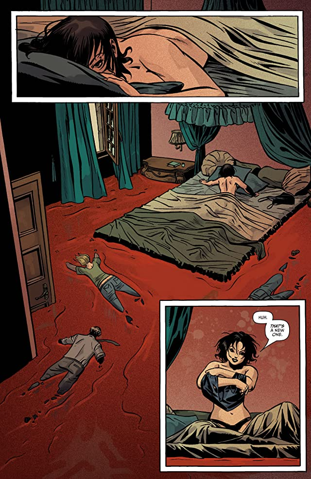 click for super-sized previews of The Unknown: The Devil Made Flesh #2 (of 4)