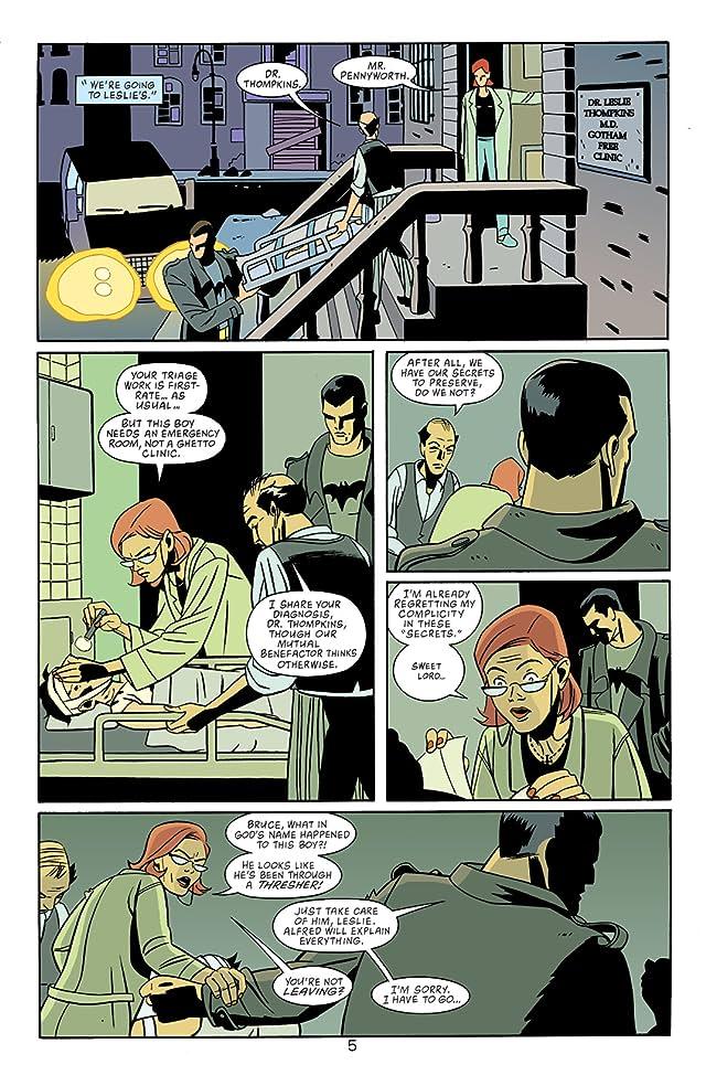 Robin: Year One #3