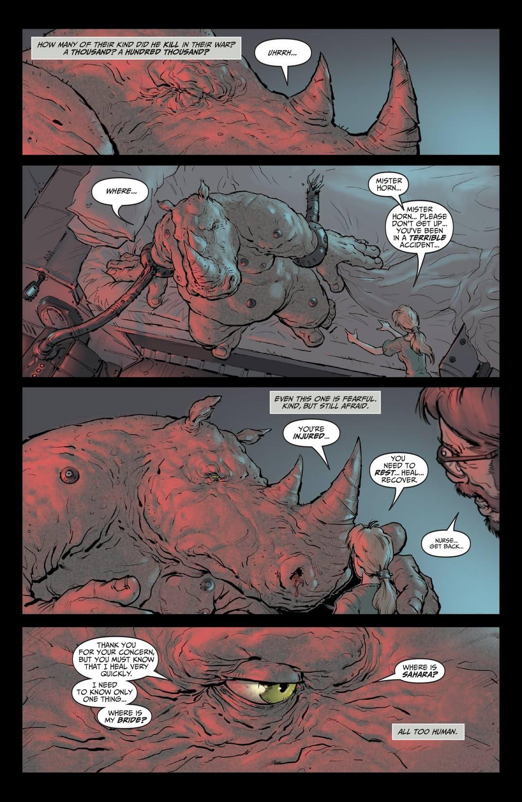 Elephantmen #15