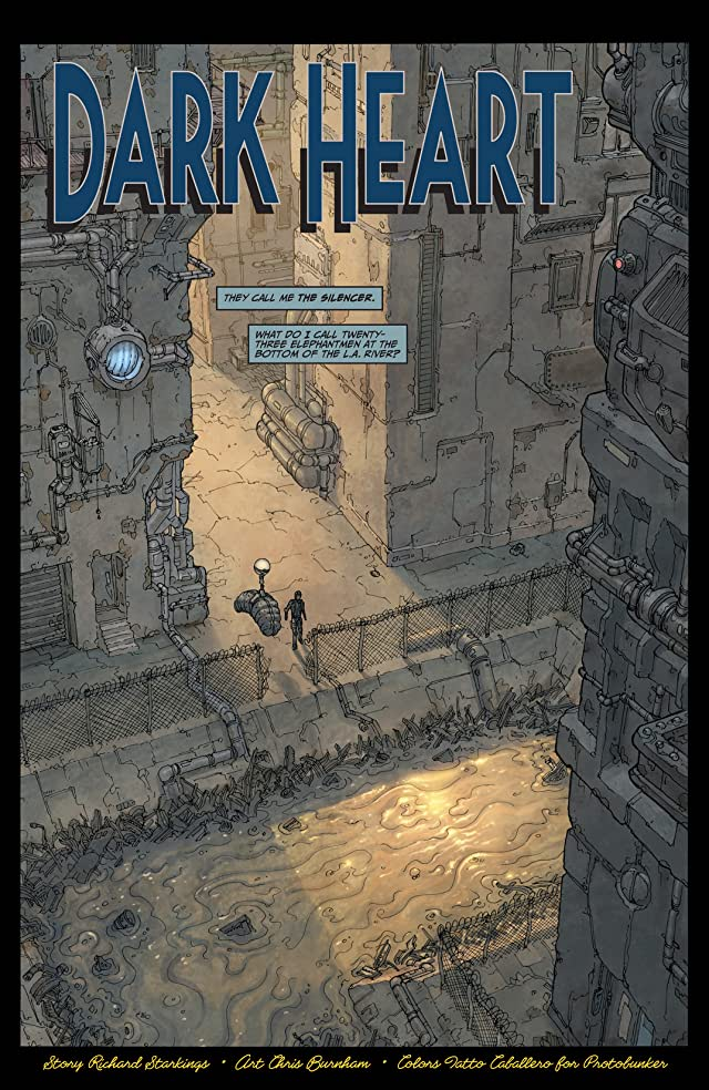 click for super-sized previews of Elephantmen #16