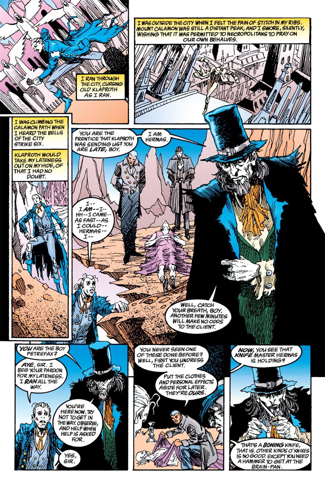 The Sandman #55