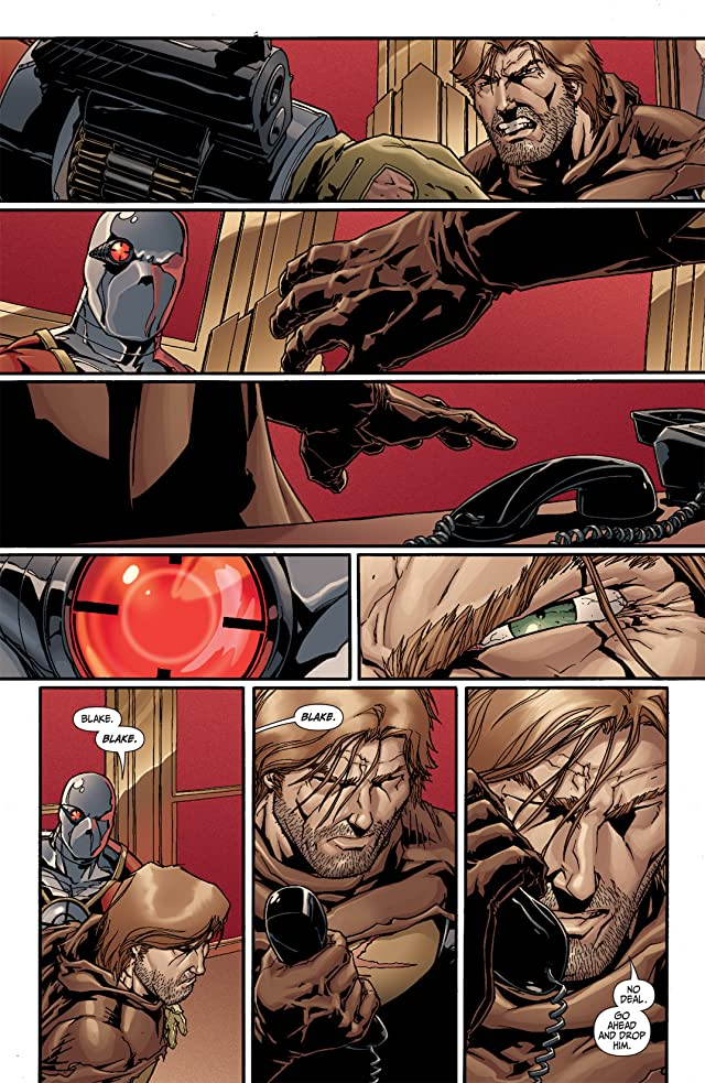 click for super-sized previews of Secret Six (2008-2011) #20