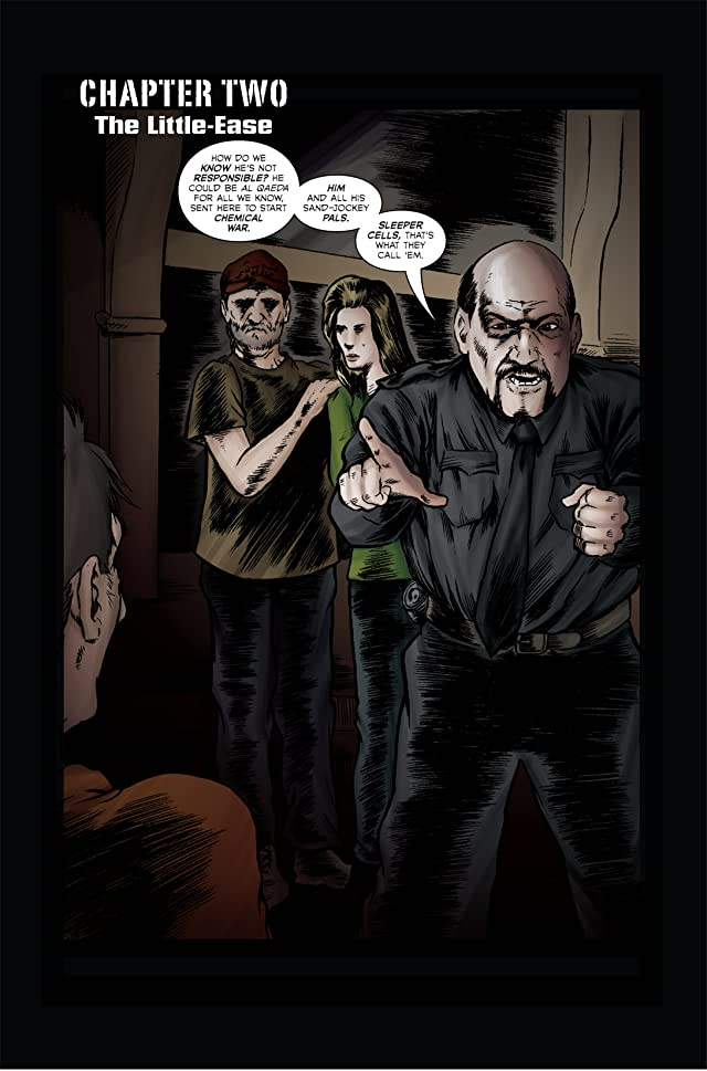 click for super-sized previews of Quarantined #2