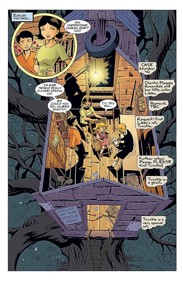 click for super-sized previews of Dead Boy Detectives (2014-) Vol. 1: Schoolboy Terrors