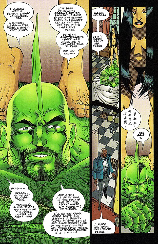 click for super-sized previews of Savage Dragon #39