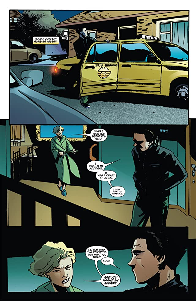 click for super-sized previews of The Mission #5