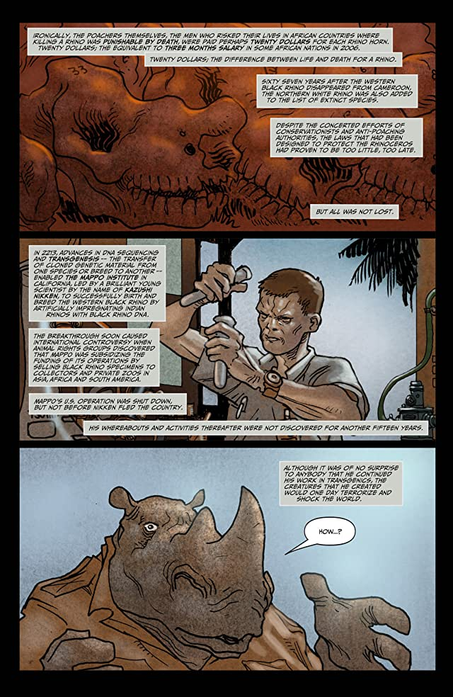 click for super-sized previews of Elephantmen #10