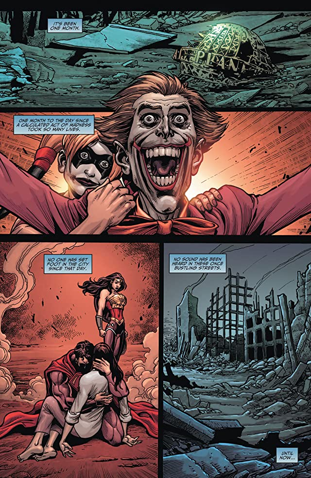 click for super-sized previews of Injustice: Gods Among Us (2013) Vol. 2