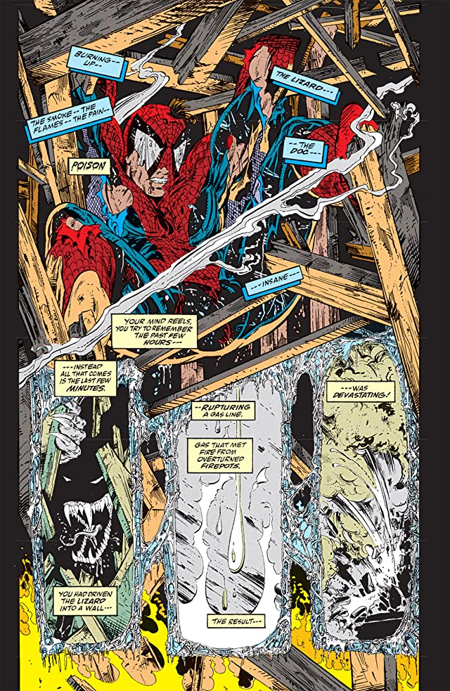 click for super-sized previews of Spider-Man (1990-1998) #5