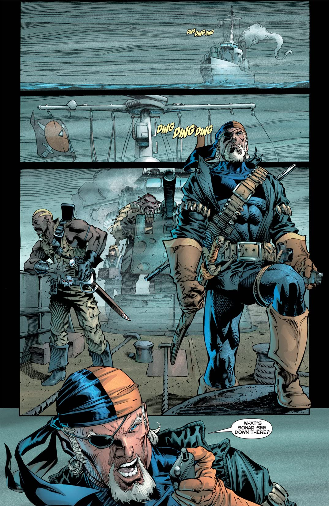 Flashpoint #2 (of 5)
