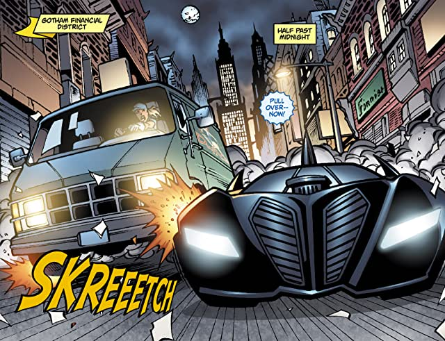 click for super-sized previews of Batman: Arkham City Exclusive Digital Chapter #2