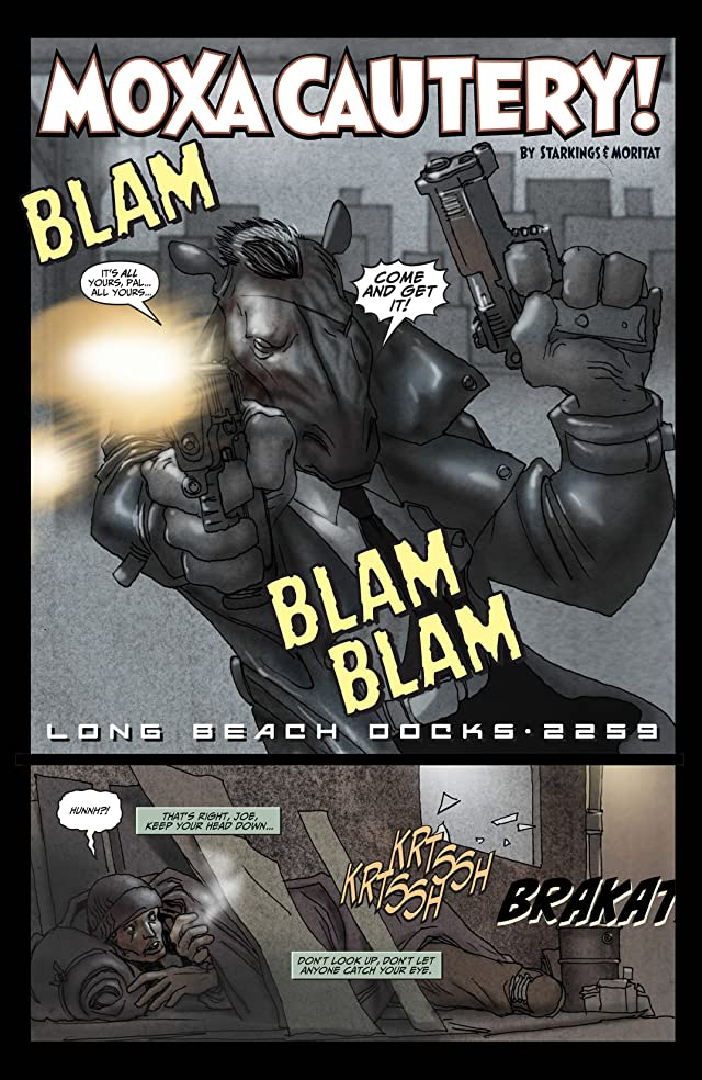 click for super-sized previews of Elephantmen #8