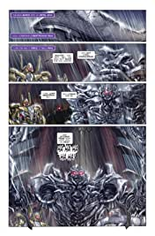 Transformers 3 Movie Prequel - Foundation #1 (of 4)