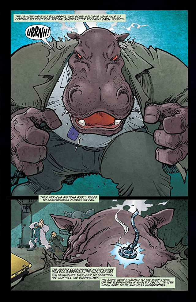 click for super-sized previews of Elephantmen #24