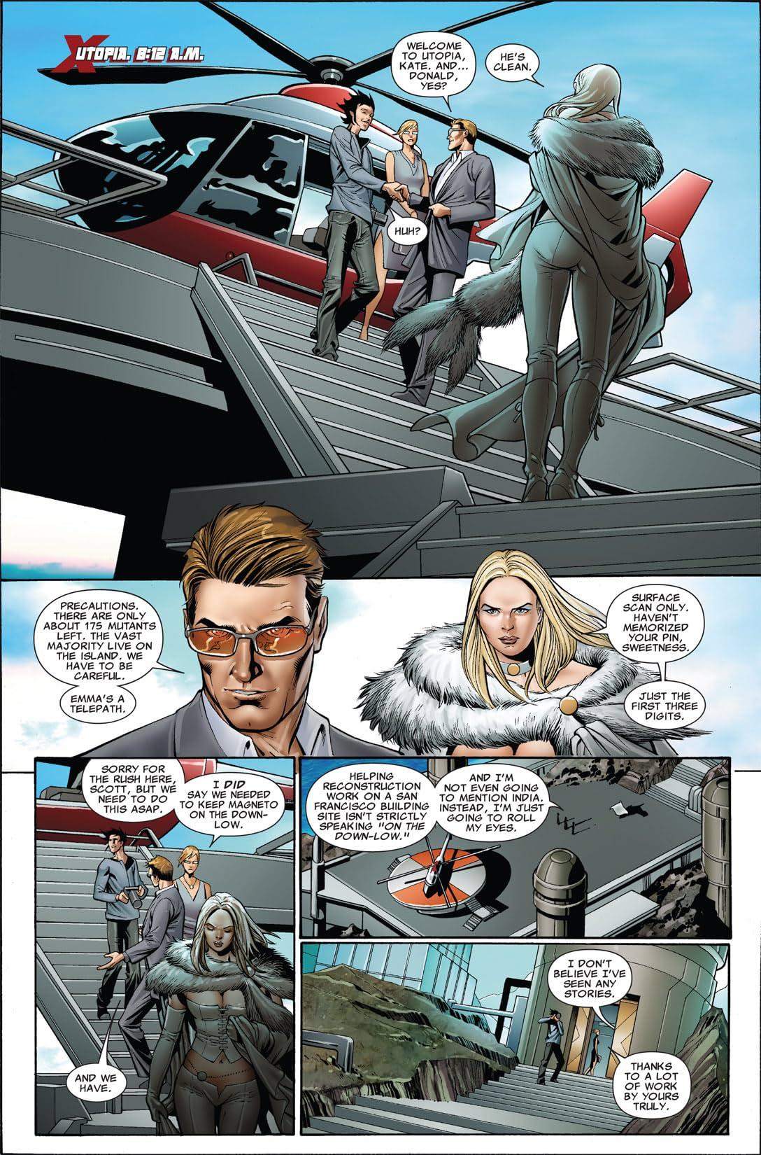 Uncanny X-Men (1963-2011) #534.1