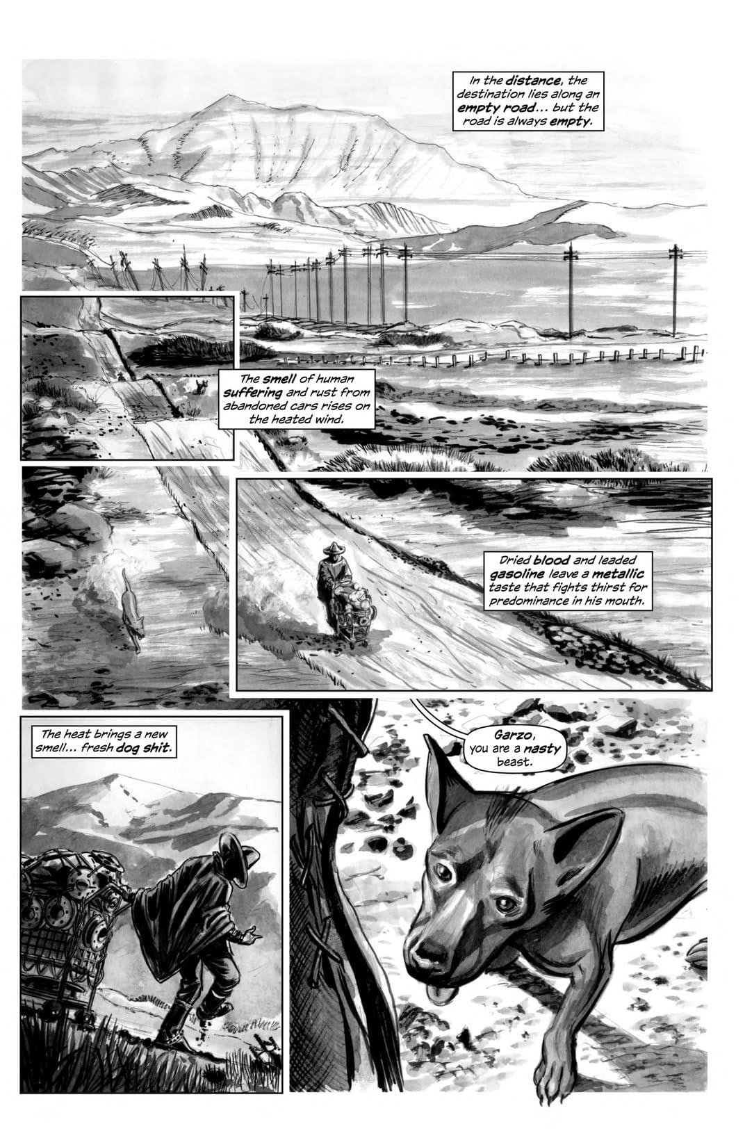 Deadworld: The Last Siesta