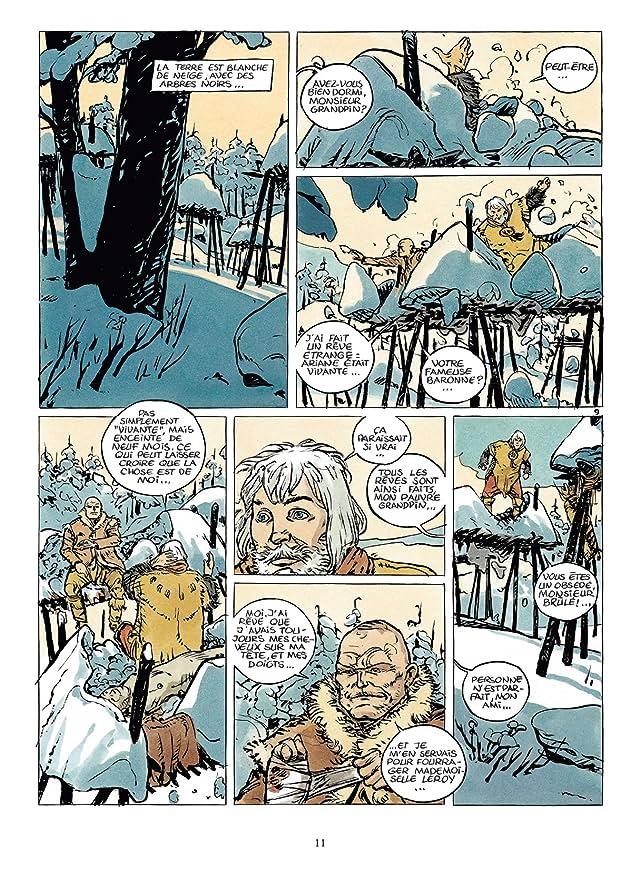 click for super-sized previews of Cœur Brûlé Vol. 5: Le grand blanc