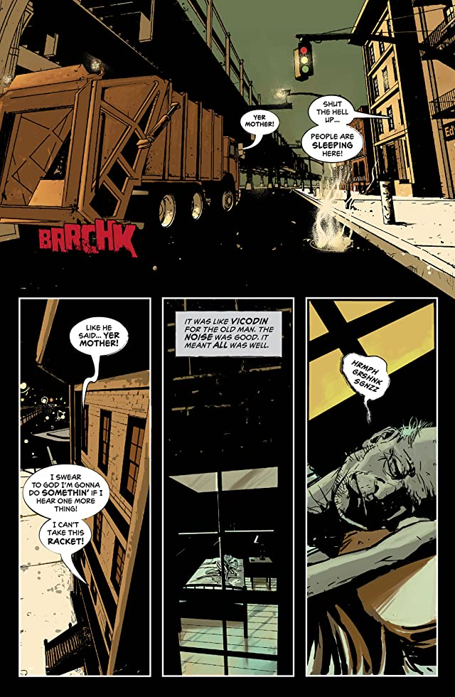click for super-sized previews of The Locksmith #1
