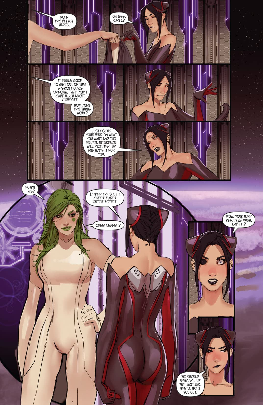 Aphrodite IX Vol. 2 #11