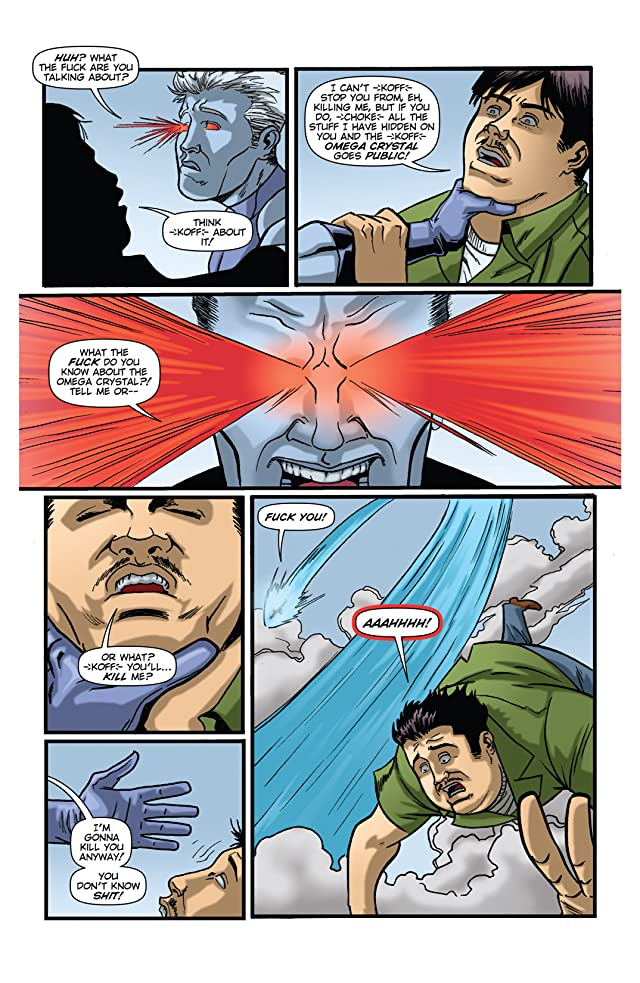 click for super-sized previews of Paparazzi #3 (of 4)