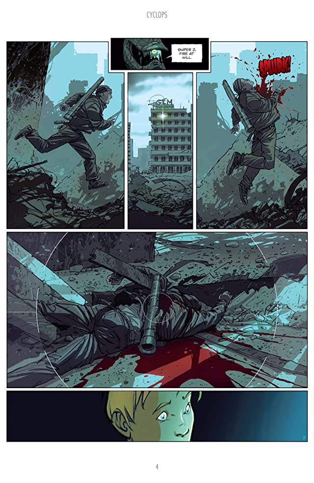 click for super-sized previews of Cyclops #1