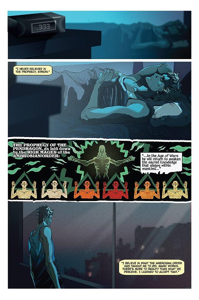 Lucid #2 (of 4)