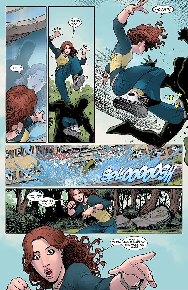 click for super-sized previews of Wolverine: First Class #18