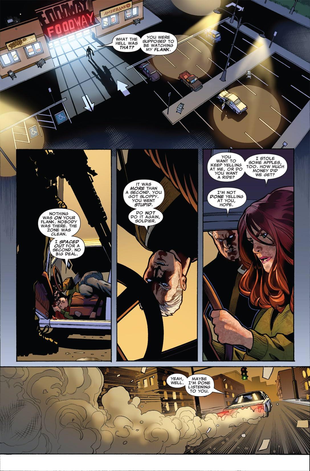 Uncanny X-Men (1963-2011) #523