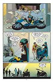 Batgirl: Year One #8