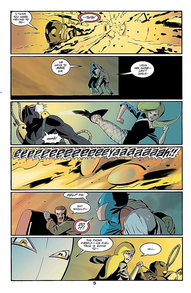 Batgirl: Year One #7