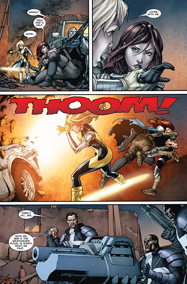 click for super-sized previews of New Mutants (2009-2011) #12