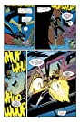 click for super-sized previews of Batgirl: Year One #3