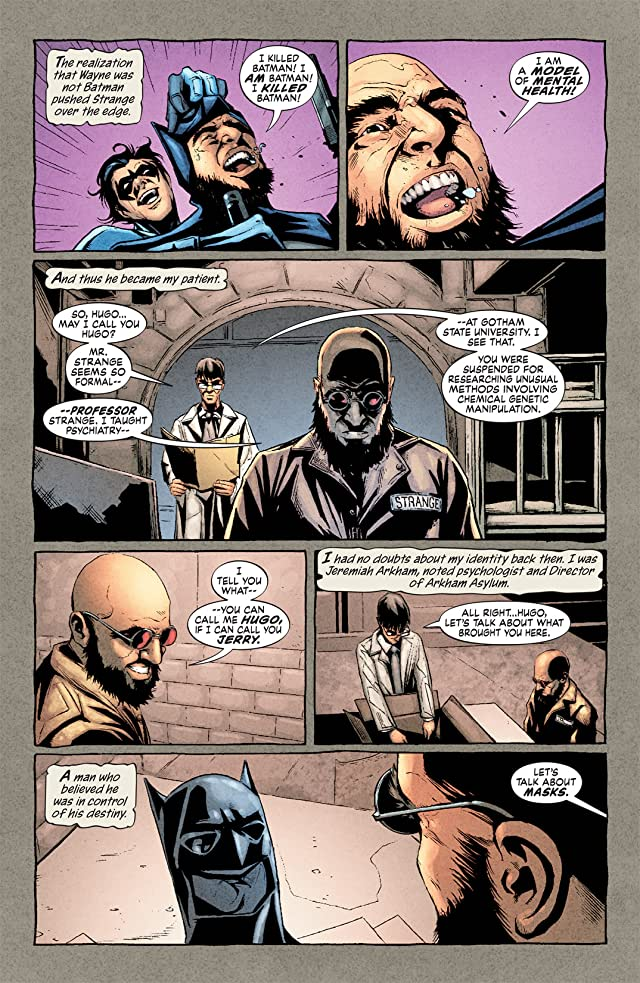 click for super-sized previews of Detective Comics (1937-2011) #864