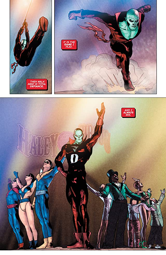 click for super-sized previews of Flashpoint: Deadman and the Flying Graysons #1