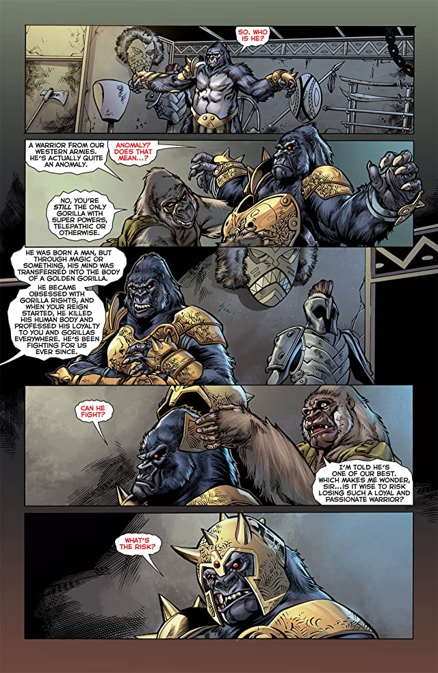click for super-sized previews of Flashpoint: Grodd of War #1