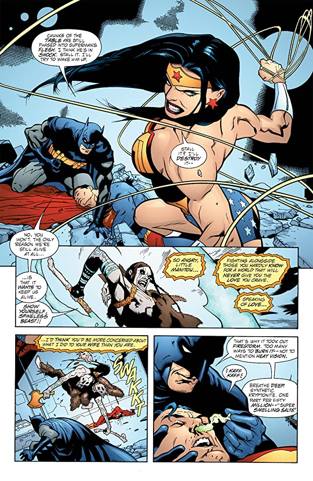 click for super-sized previews of JLA (1997-2006) #86
