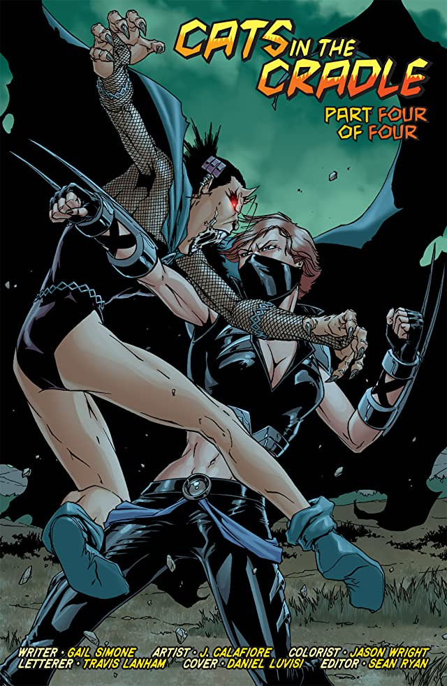 click for super-sized previews of Secret Six (2008-2011) #22