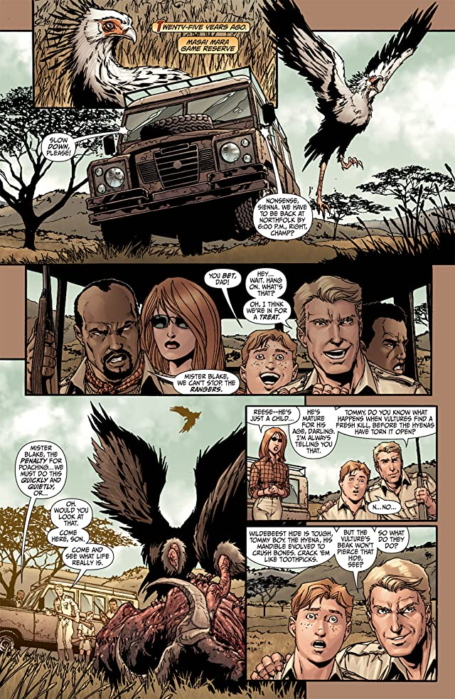 click for super-sized previews of Secret Six (2008-2011) #21