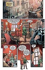 Victorian Undead II: Sherlock Holmes vs. Dracula #3 (of 5)