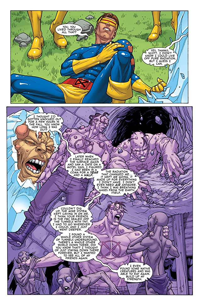 click for super-sized previews of X-Men: First Class Finals #2