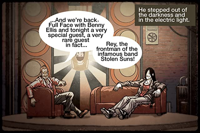 click for super-sized previews of Stolen Suns #1