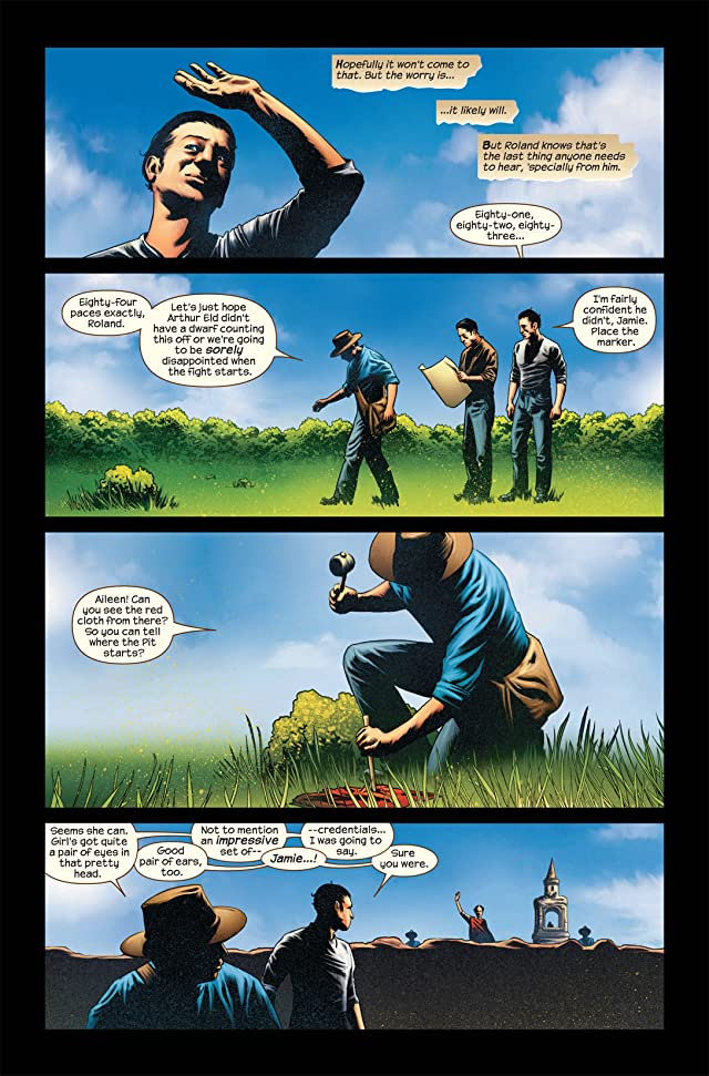 click for super-sized previews of Dark Tower: The Fall of Gilead #6