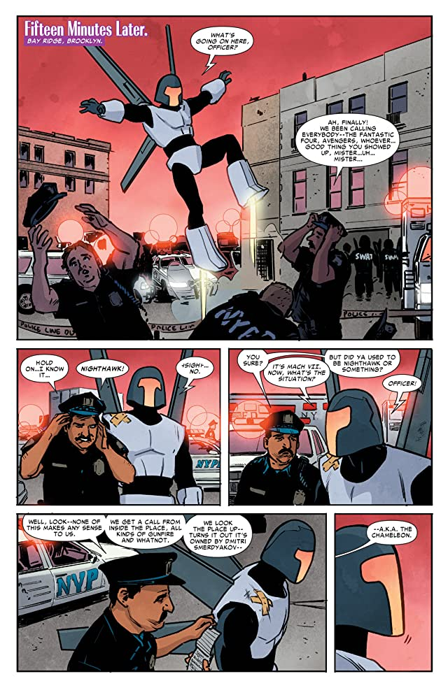 The Superior Foes of Spider-Man #13