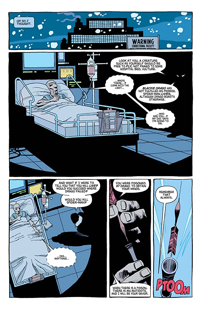 click for super-sized previews of Spider-Man: Blue #5