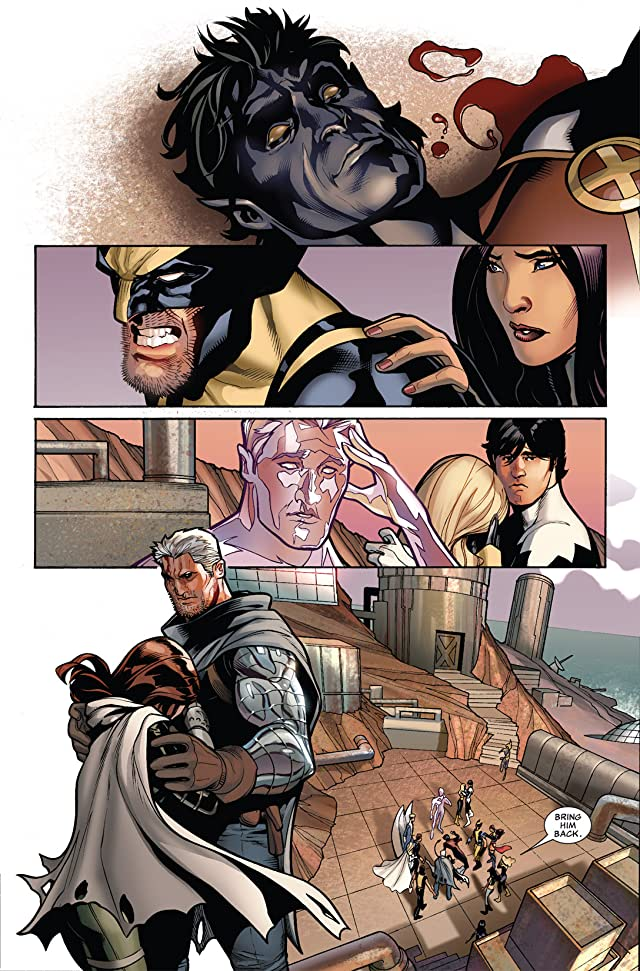 click for super-sized previews of Uncanny X-Men (1963-2011) #524