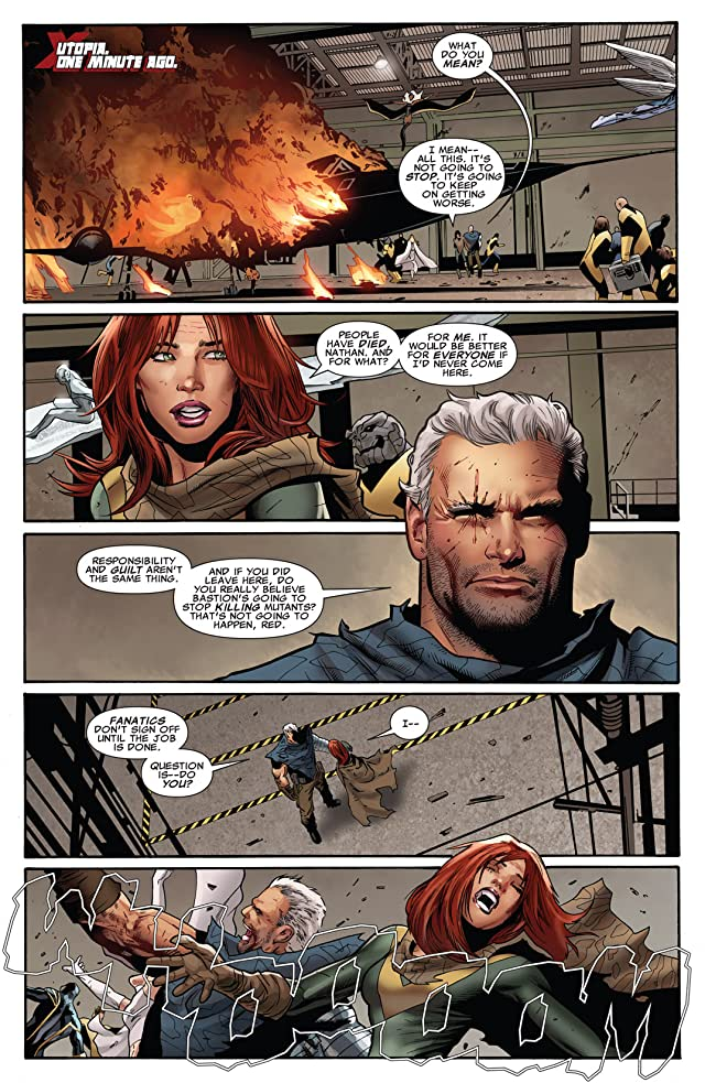 click for super-sized previews of X-Men: Legacy (2008-2012) #236