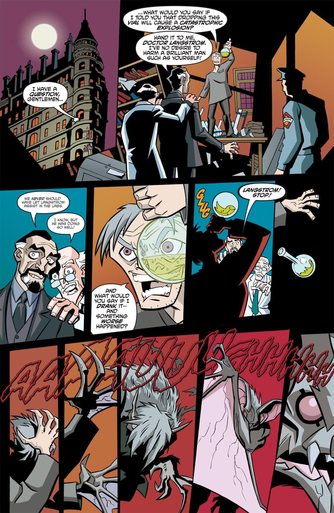 The Batman Strikes! #2